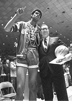 Kareem Abdul-Jabbar: the man who dominated college hoops and got his start at UCLA
