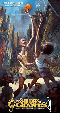 """Talking """"On the Shoulders of Giants"""" with Kareem Abdul-Jabbar"""