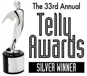 Telly Awards Silver Winner