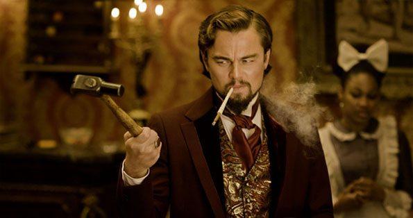 Calvin Candie (Leonardo DiCaprio)