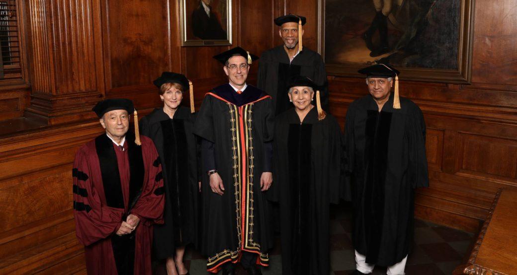 Princeton University Awards Kareem Abdul-Jabbar an Honorary Doctorate of Humanities