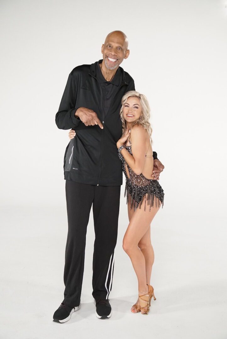 Kareem Says Ballers Just Want To Have Fun On Dancing With The Stars Kareem Abdul Jabbar