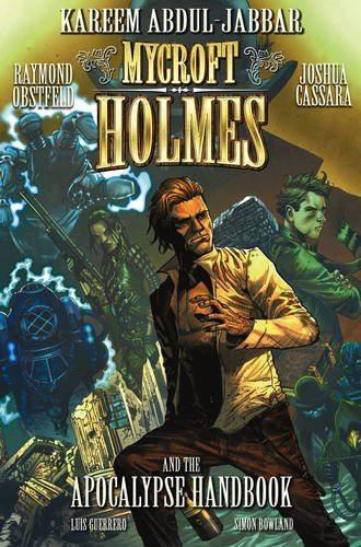 Mycroft Holmes: The Apocalypse Handbook
