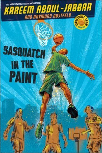 Sasquatch in the Paint