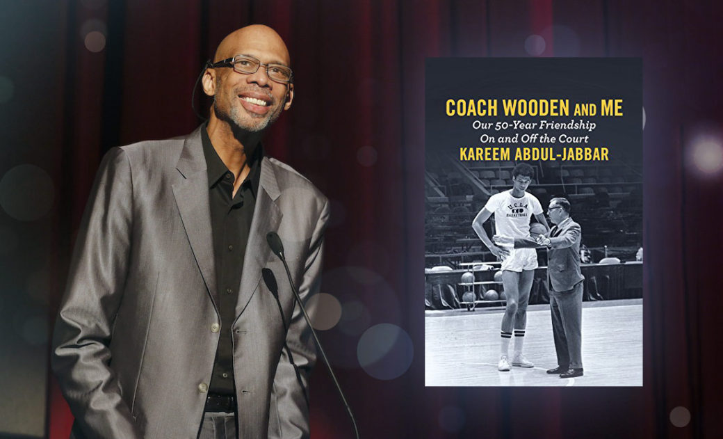 May 16, 2017 - 'Coach Wooden and Me' Book Launch (Barnes & Noble Union Square - New York)