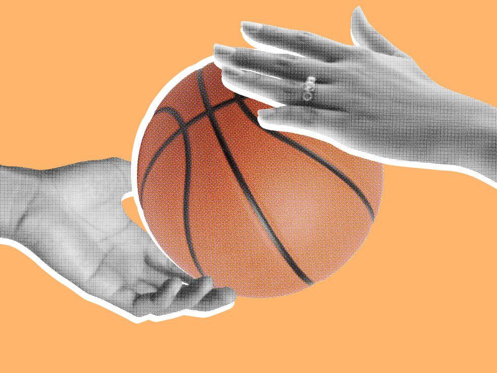 Athletes Shouldn't Have to Endure Your Cheating Stereotypes (Cosmopolitan)