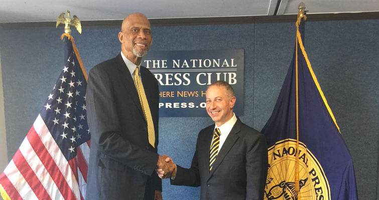 Why Kareem Abdul-Jabbar is joining the Citizens Coinage Advisory Committee