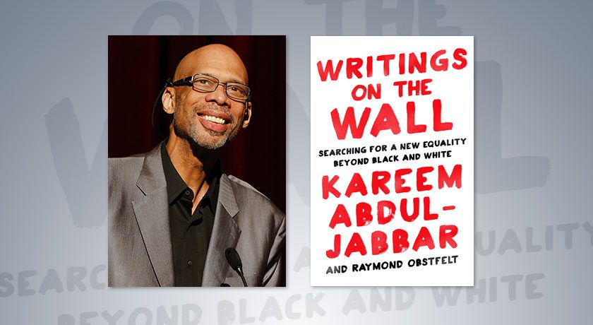 Kareem Offers Simple Answers to Complex Issues at Kalamazoo Public Library
